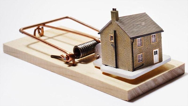 что такое обременение на недвижимость