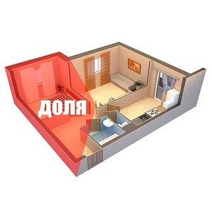 Как проходит процесс наследования доли в квартире